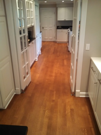Quarter Sawn White Oak Custom Hardwood Floors By Jeffries